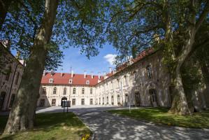 Die historische Stadt Żagań