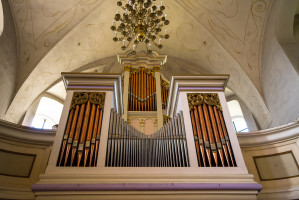 Jewel of organ art