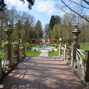 most w parku