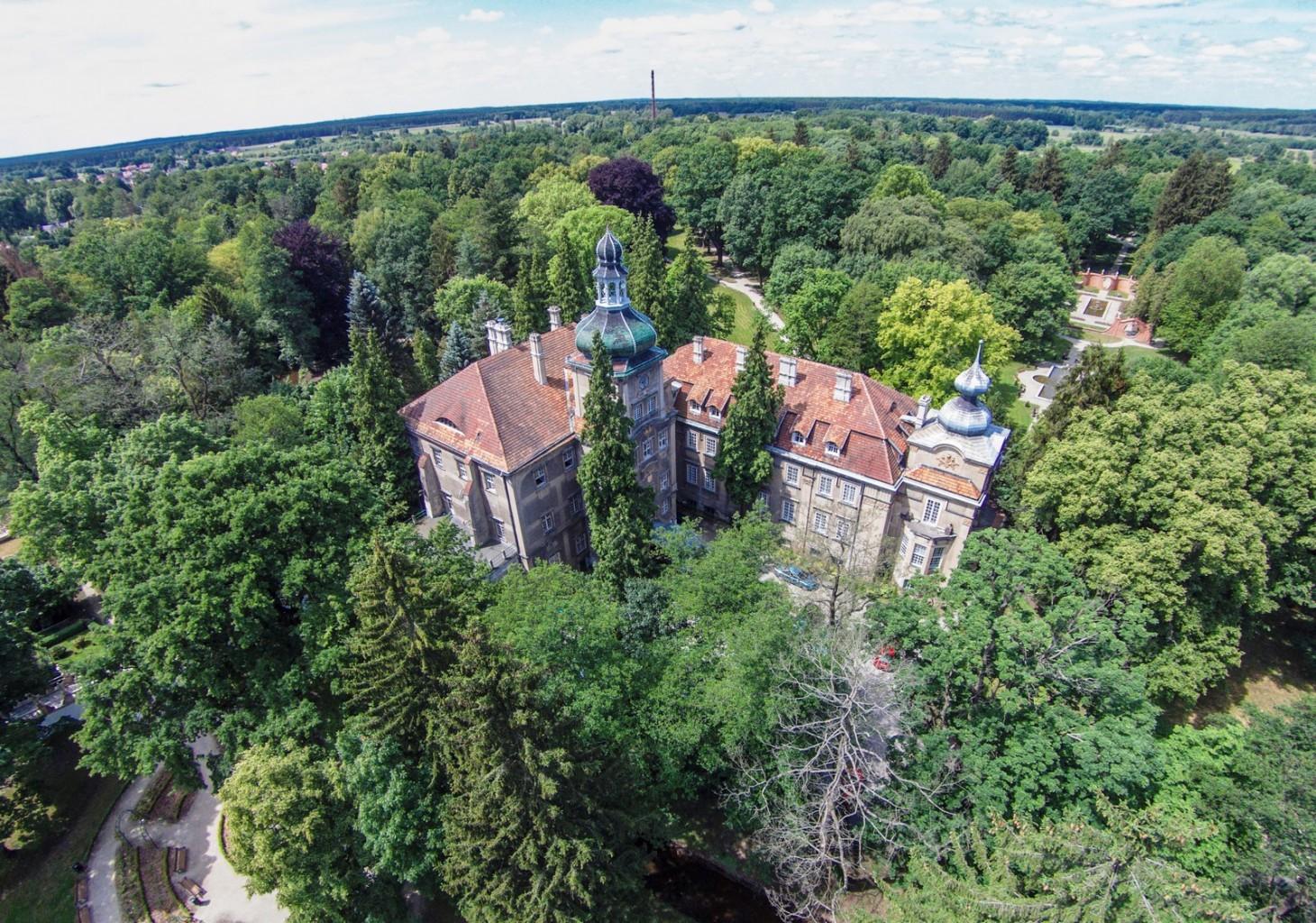 Schloss Iłowa
